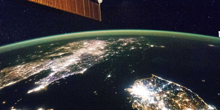 Now, Anyone On Earth Can See A View Of Our Planet From Space In Real Time