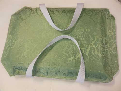 Free Sewing Tutorial - Placemat Casserole Carrier
