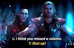 Loki's got sass - Imgur
