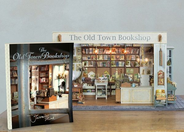 The Old Town Bookshop Cover and end result