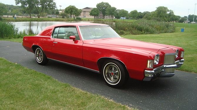 1971 Pontiac Grand Prix | Mecum Auctions