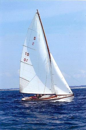 Groovy 1926 Herreshoff S Class