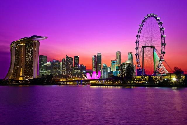 Pink SG