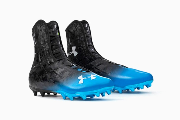It's Cam time. Under Armour Highlight Cam Newton PE Cleat | Hypebeast