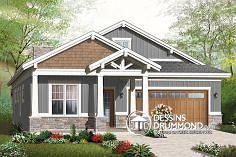 Plan de maison no. W3240-ES de dessinsdrummond.com