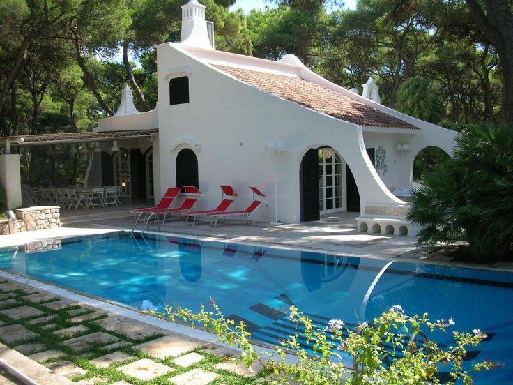 #ForSale - Villa Riva Tessali, #Castellaneta Marina (Ta).   Contact us http://www.modernapulianstyle.com/  #LiveYourDream Build your home in #Puglia