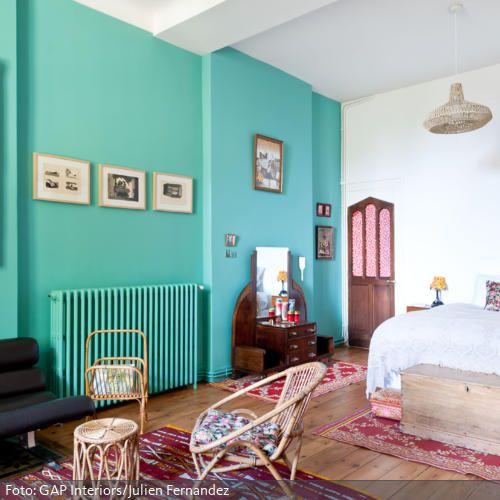 61 besten Wohnen im Ethno-Stil Bilder auf Pinterest Ethno stil - schlafzimmer gestalten in trkis