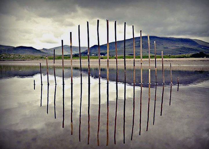 Spectacular Land Art Installations Complement the Beauty of the Irish Countryside - My Modern Met