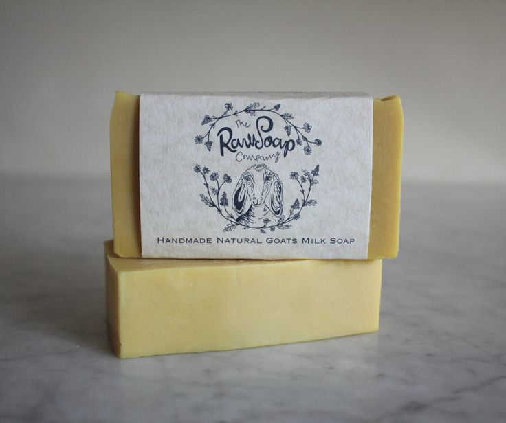 Amy Thomas is the founder of The Raw Soap Company, where she uses the milk from a herd of pedigree Anglo-Nubian goats to produce pure goats milk soap.