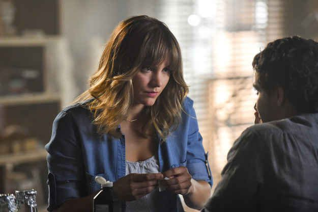 Katharine McPhee Is Reintroducing Herself In Scorpion