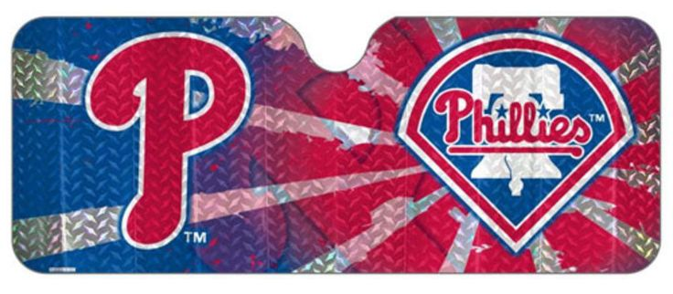 Philadelphia Phillies Auto Shade