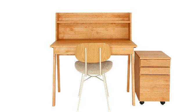 Simple,flexible desk
