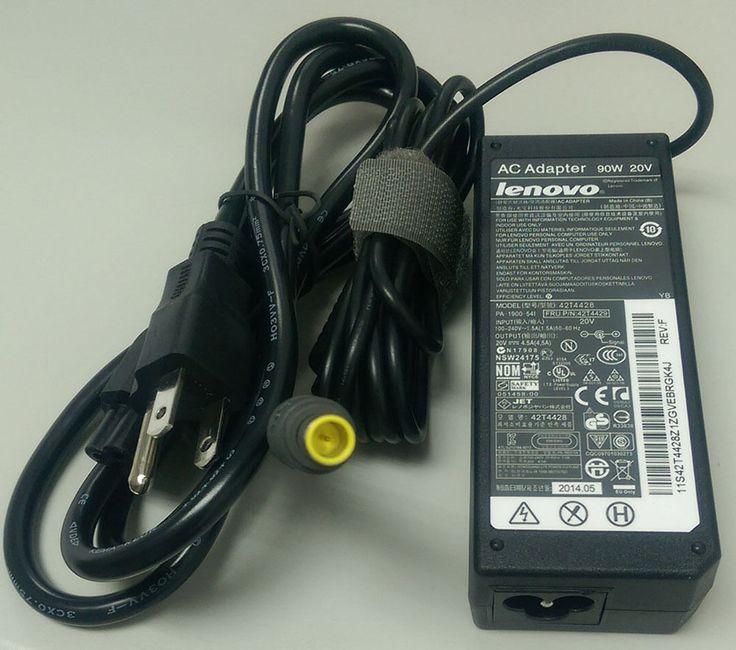 Genuine 90W IBM Lenovo Thinkpad T61 X61 R61 X300 AC Adapter Power Charger  | eBay