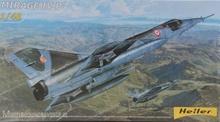 HELLER-Plastic-Modelbhouw-Mirage-IV-P1:48