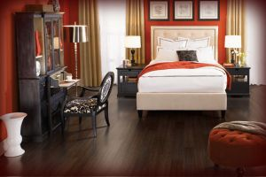 """#Mohawk #Bamboo Flooring. Why? It's a sustainable #green flooring choice and Mohawk has perfected this to be stronger than oak so the """"soft"""" argument about using bamboo is now moot. Get it here: http://www.carpet-wholesale.com/colors_241955/Hardwood/Mohawk_Hardwood/Hilea_Strand_Woven_Uniclic.php  OR  Read about it here:  http://www.floortalk.com/bamboo-flooring-reviews-bamboo-flooring-pros-and-cons/Wild Sable, Hardwood Floors, Mohawks Industrial, Laminate Flooring, Sable Mesquite, Bamboo Floors, Laminate Floors, Mohawks Floors, Bedrooms Ideas"""
