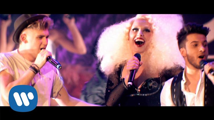 Auryn - Incredible (con Soraya) - Circus Avenue Night