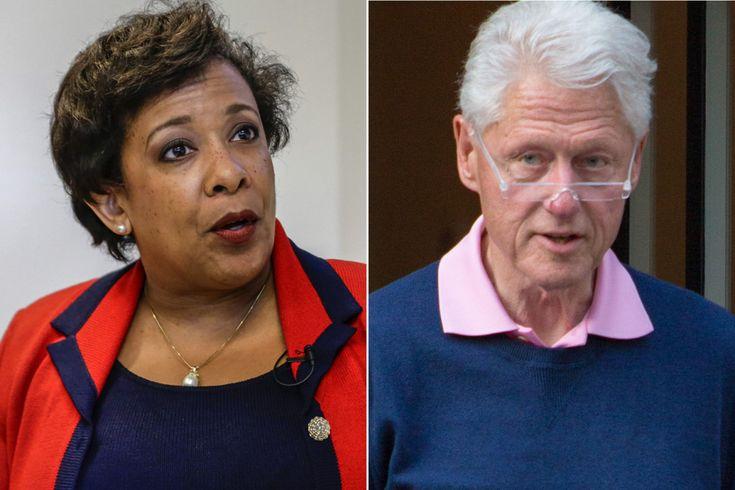 Clinton Insider Reveals Bill?s Secret Deal With Loretta Lynch