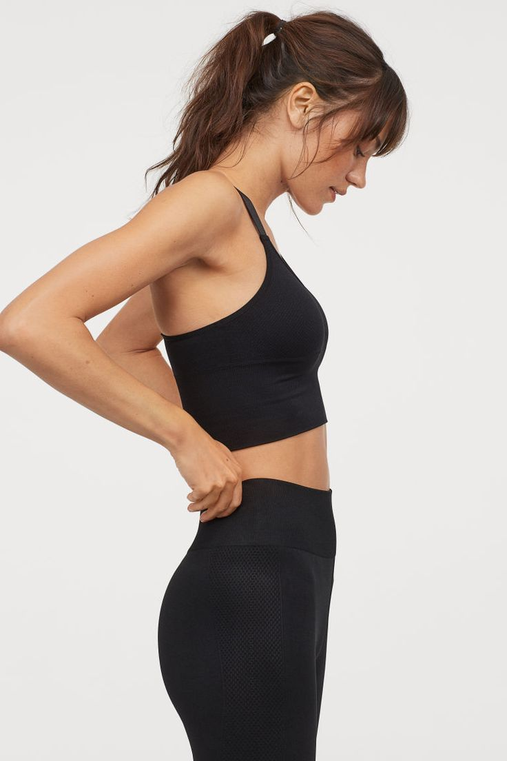 Seamless Sports Bralette in 2020 (With images) Sport