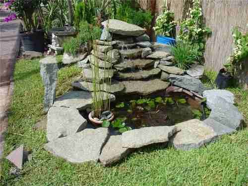 Best 25 fuentes de agua ideas only on pinterest for Jardines con fuentes