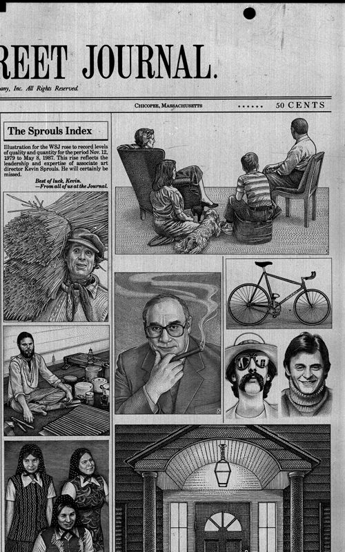 a wall street journal hedcut history part 4 wall street on wall st journal id=32702