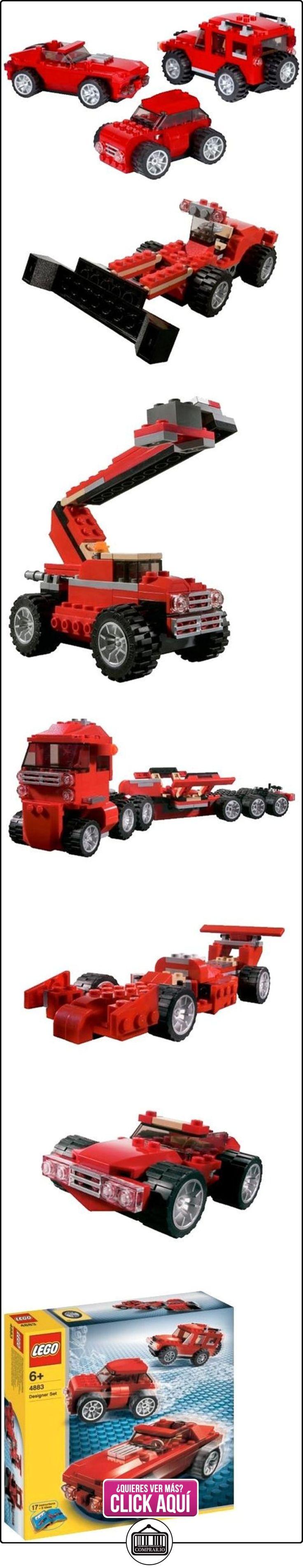 LEGO Creator 4883 - Conjunto de vehículos, 273 piezas  ✿ Lego - el surtido más amplio ✿ ▬► Ver oferta: https://comprar.io/goto/B0007LXVSK