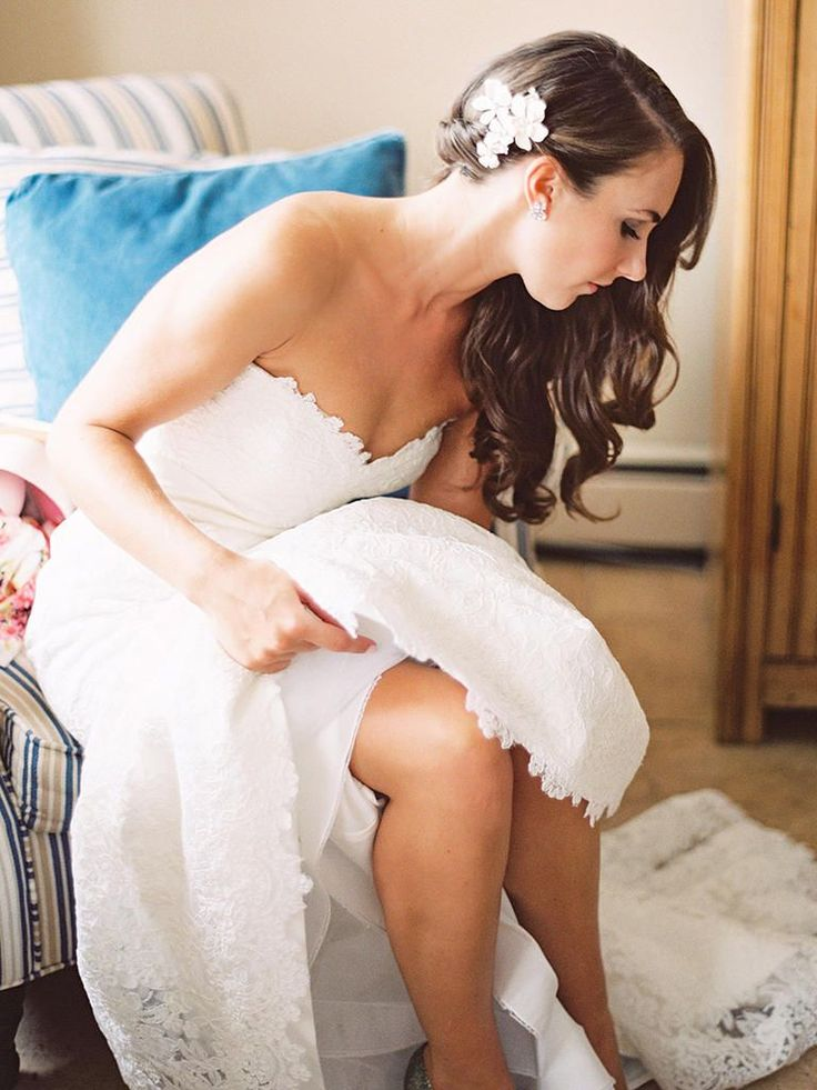17 Sideswept Wedding Hairstyles for Long Hair