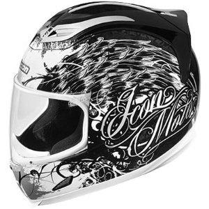 Icon Street Angel Women S Airframe Street Bike Helmet I Want It