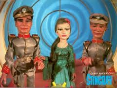 Marina, aqua Marina ~ stingray kiddies tv string puppet series in the 1970's - marionettes. Troy Tempest and Marina from Stingray- Google Search
