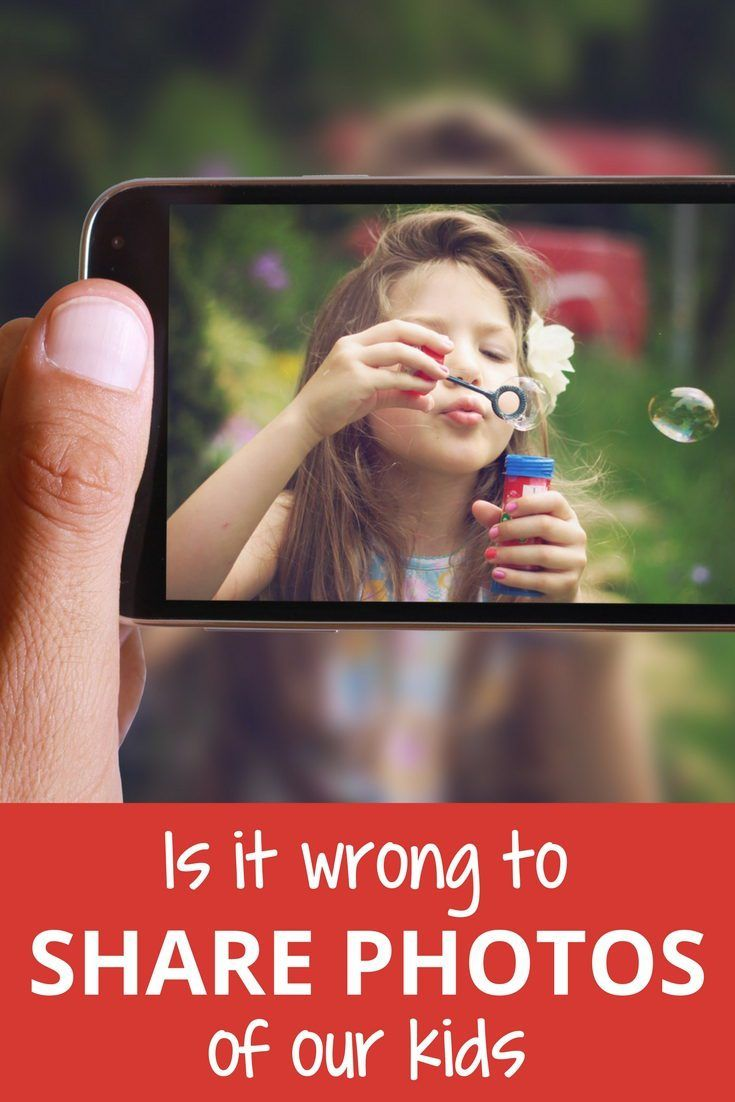 Four things we can do to set our kids up for success when sharing their photos on social media.