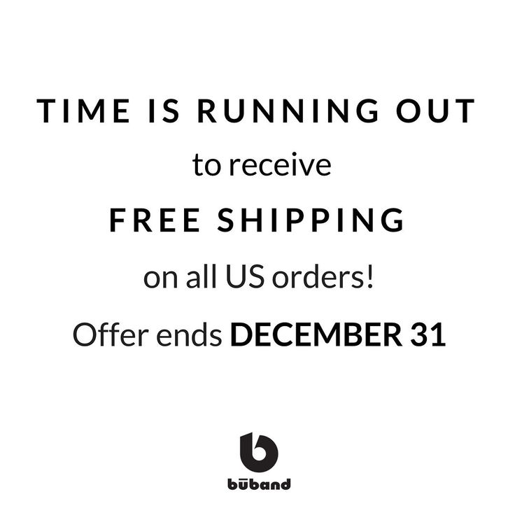 Free Shipping on all US orders ends Dec 31! No promo code needed. Order your Būband today at www.buband.com. #bASaver lovethebuband#FreeShipping #Buband #runninggear #fitness #fitnessgear #gymgear #workoutwear #gymwear #boobbounce #womensfitness #womensworkout #breastsupport #sportsbra #breastbounce #FitnessSupport #RunningSupport #boobsupport #BreastHealth #CoopersLigaments #motherrunner #womensrunningcommunity #runlikeagirl #runnermom #runnergirl #SupportTheGirls