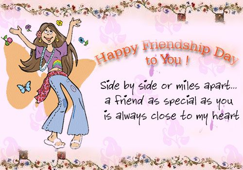 Advanced Happy Friendship Day