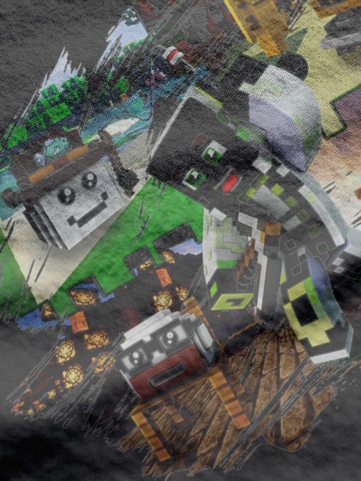 arazhul  minecraft popsocket bilder