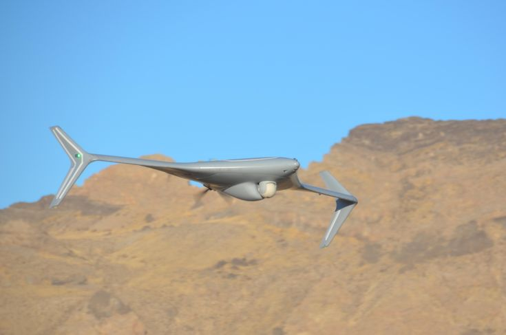 blended wing body | Northrop Grumman Bat 12 UAS Unmanned Aircraft System Blended Wing Body ...