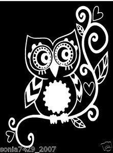 Unique Vinyl Car Decals Ideas On Pinterest Decals For Cars - Owl custom vinyl decals for car