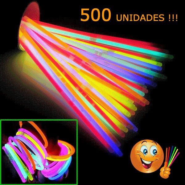 500 Pulseras Fluorescentes al mejor precio. www.pulserasfluorescentes.com