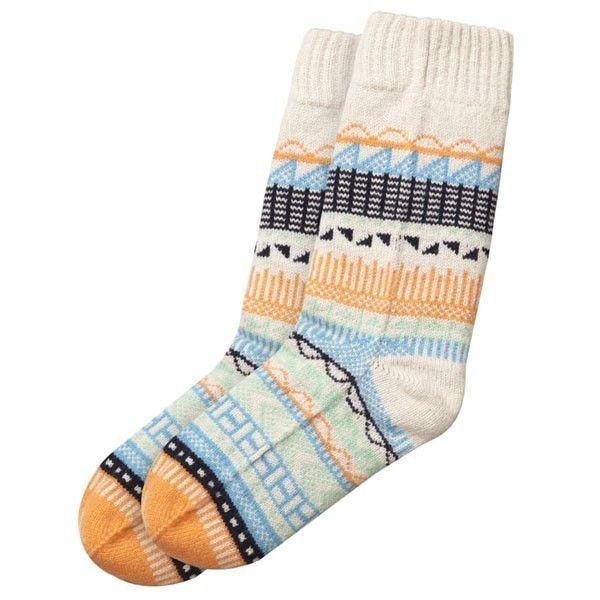 Graph Socks ++ Donna Wilson