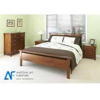 Kamar Set Jepara Model Terbaru | Tempat Tidur Set Model Terbaru