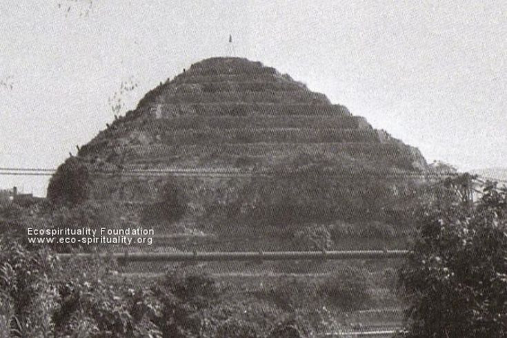 Antiche piramidi in Europa
