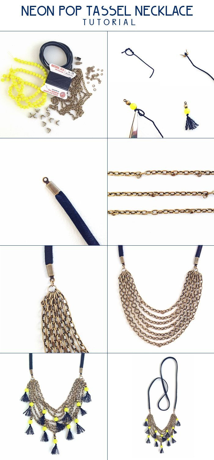 168 best jewelry diy instructions images on pinterest | necklaces