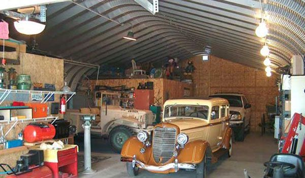 Vintage Garage Interiors Garage Interior Vintage Industrial