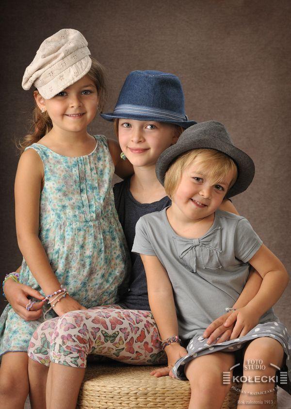 Dzieci i łobuzy_ Fotografia portretowa Foto Studio Kołecki