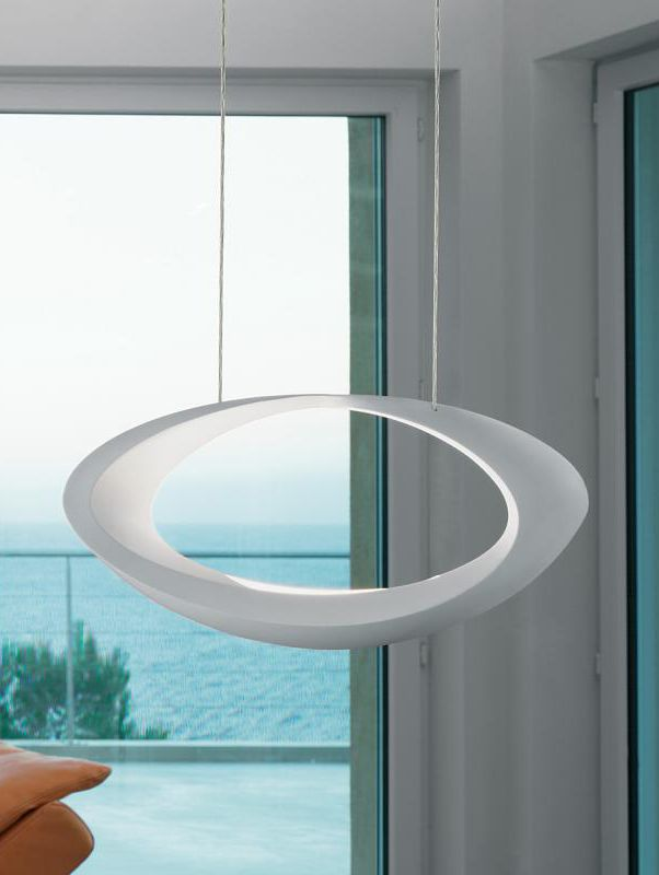 Awesome Artemide Cabildo Sospensione Die LED Pendelleuchte ist dimmbar Das Design des Leuchtenk rpers wird