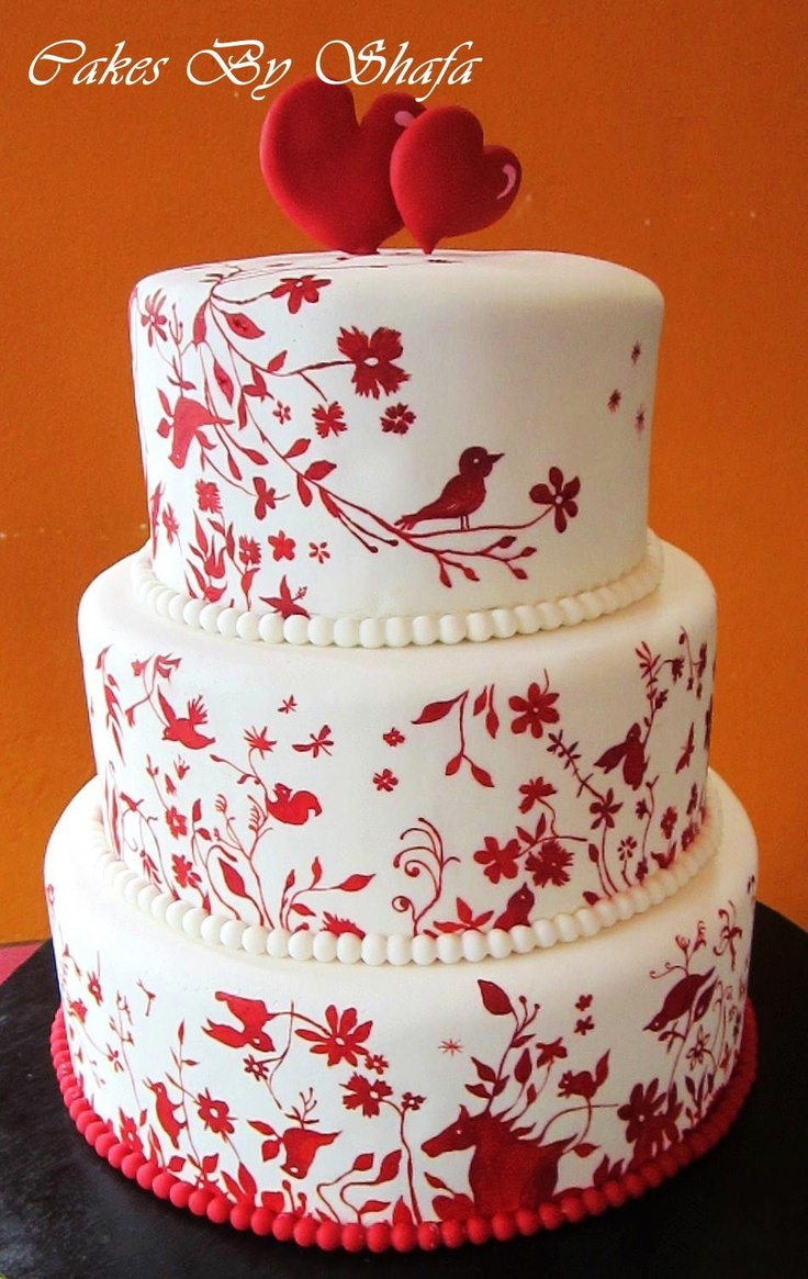 334 Best Images About Wedding Cakes