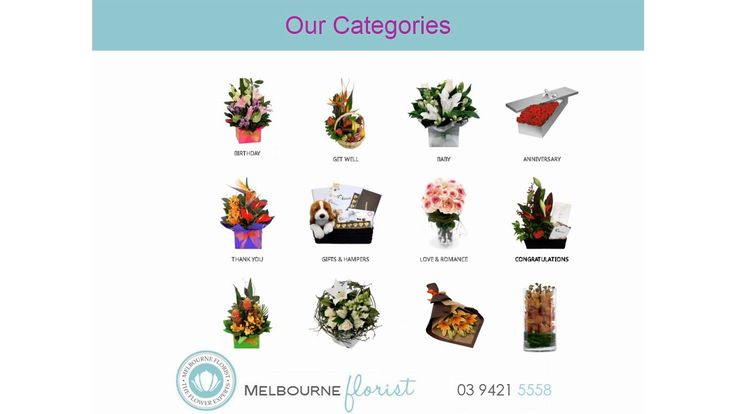 As one of the best florists in Melbourne, we offer you a large range of fresh flowers to choose from, including roses, gerberas, orchids, lilies, bird-of-paradise, Australian natives, and seasonal blooms and plants in keeping with different times of the year. For more information, please contact. Melbourne Florist, 89 Bridge Rd, Richmond, Victoria 3121, Phone: 03 9421 5558, https://www.melbourneflorist.com.au/