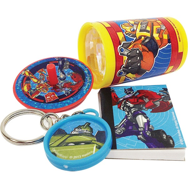 transformers party favour pack £4.99 24pk