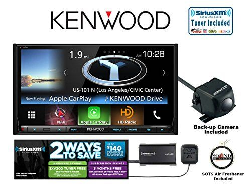 Kenwood eXcelon DNX893S DVD Navigation System with SiriusXM Satellite Radio and Kenwood Backup Camera with a FREE SOTS Air Freshener Included - http://www.caraccessoriesonlinemarket.com/kenwood-excelon-dnx893s-dvd-navigation-system-with-siriusxm-satellite-radio-and-kenwood-backup-camera-with-a-free-sots-air-freshener-included/  #Backup, #Camera, #DNX893S, #Excelon, #Free, #Freshener, #Included, #Kenwood, #Navigation, #Radio, #Satellite, #SiriusXM, #SOTS, #System #Satellite-