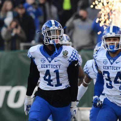 Josh Allen, Jordan Jones The University of Kentucky ...