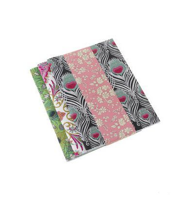 Set of notebooks with Liberty designs.