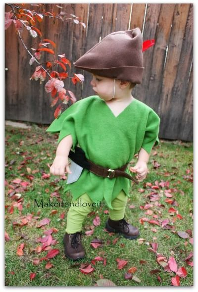 40 DIY Halloween costumes for Babies and Kids