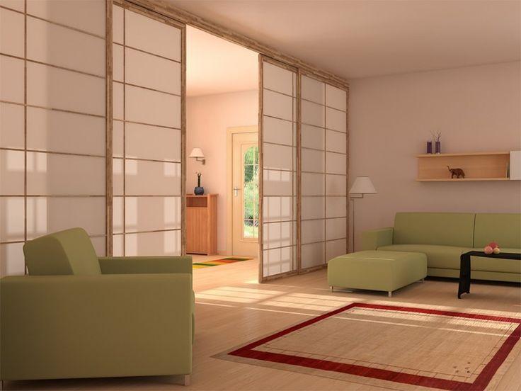 Las 25 mejores ideas sobre cortina separadora de ambientes - Cortinas separadoras de ambientes ...